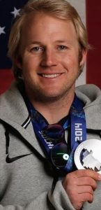 Andrew Weibrecht was a member of the US Ski Team. His most notable accomplishments include winning a bronze medal for Super G in 2010 at the Vancouver Olympics and winning the Super G silver medal in 2014 in Sochi.